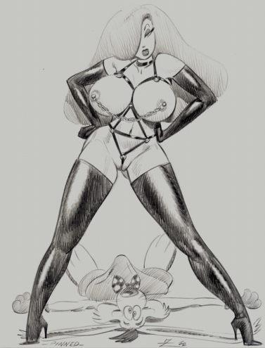 who underwear roger framed rabbit Minamoto_no_raikou