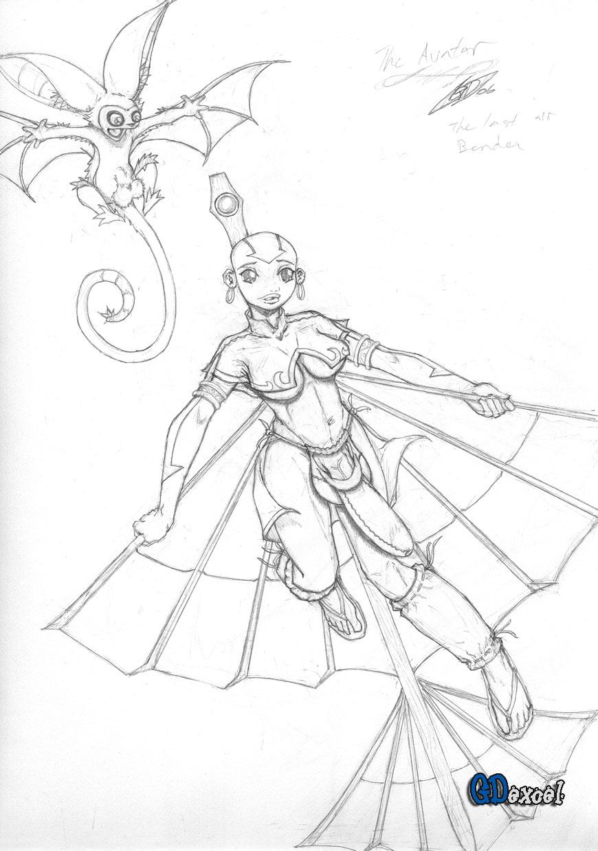 futa avatar airbender last the Nanatsu no taizai diane and king