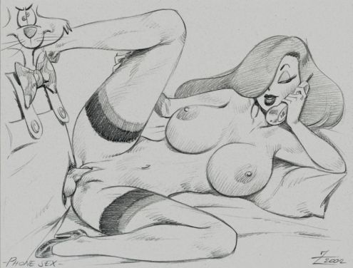 framed roger rabbit who underwear As told by ginger porn
