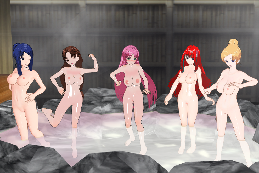 h game mo eroge! The grim tales from down below
