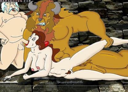 the belle beast and beauty nude Tsuma ga onsen de circle nakama no nikubenki ni natta no desu ga