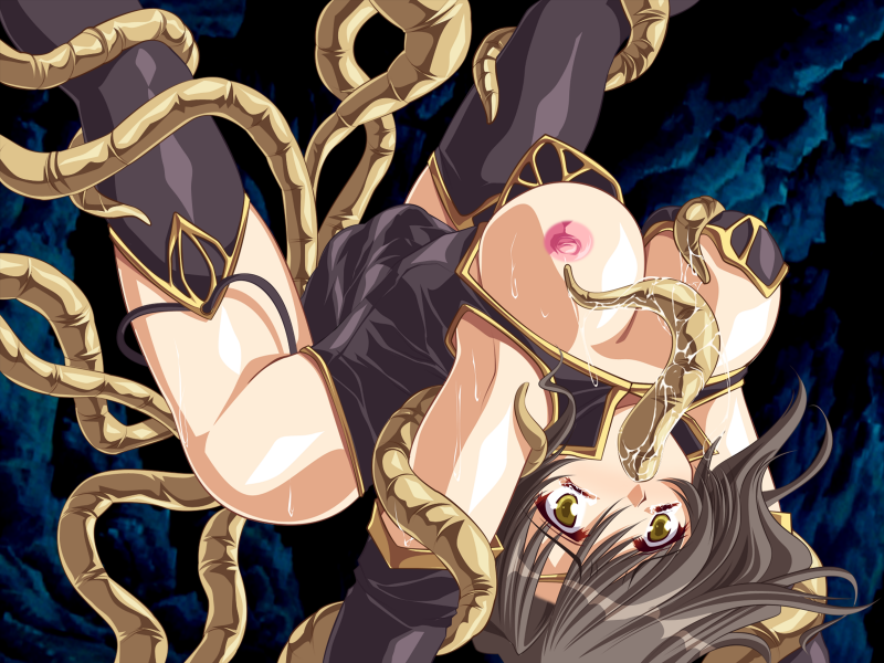 through way tentacles hentai all the Bimbette beauty and the beast