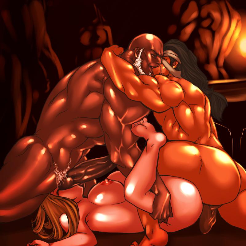 fantasy naked 15 final cindy One piece nami x robin