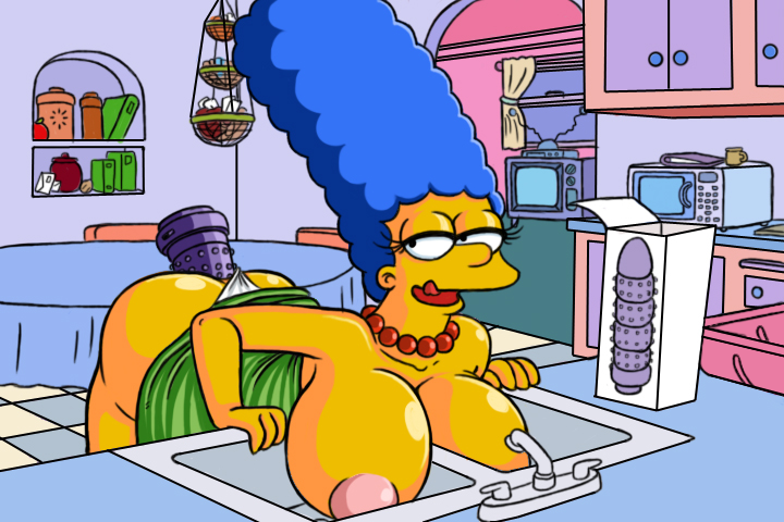 simpsons large scene marge deleted My little pony sex doll porn