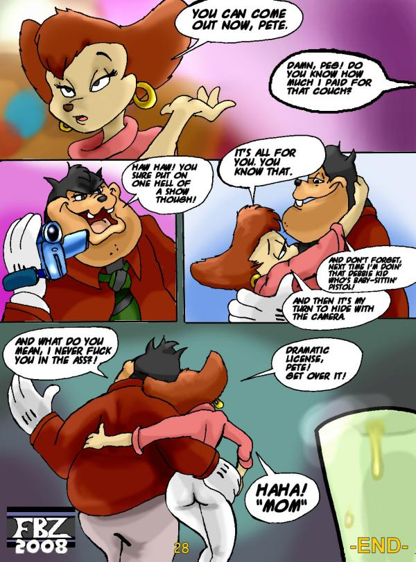 is max who goof's mother Trials in tainted space piercing