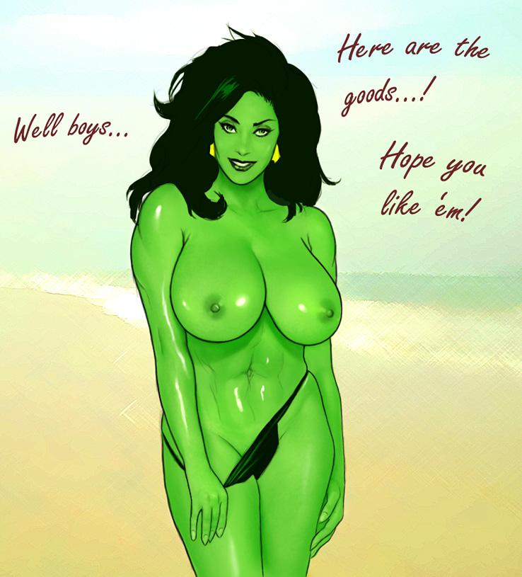 transformation hulk she moon full American dad porn