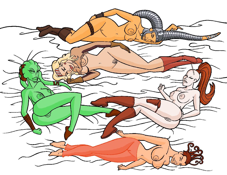 ahsoka clone the star nude wars wars Miraculous: tales of ladybug & cat noir hentai