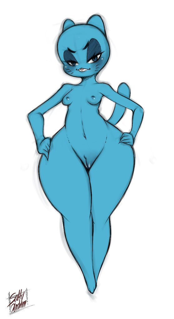 nude gumball world of the amazing nicole Courage the cowardly dog cartoon porn