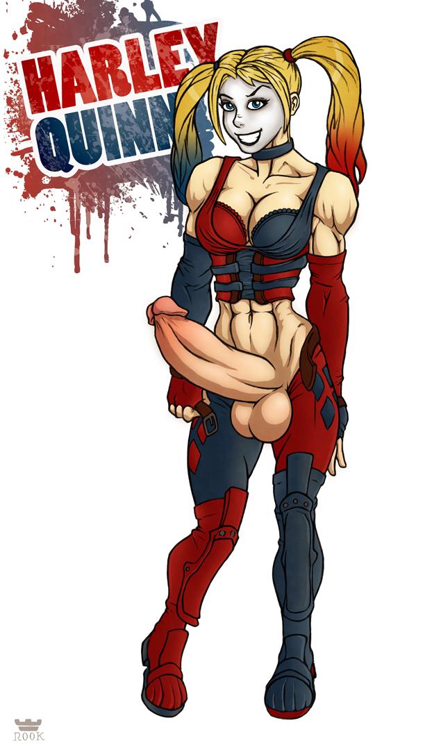 harley quinn city arkham nude batman Persona 5 futaba
