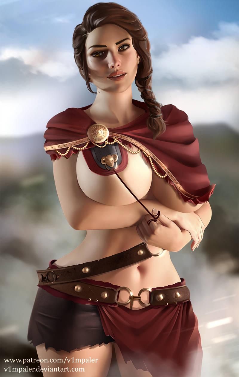 creed kassandra assassin's The powerpuff girls rule!!!