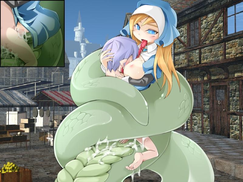 quest tiny girl monster lamia Elf no oshiego to sensei