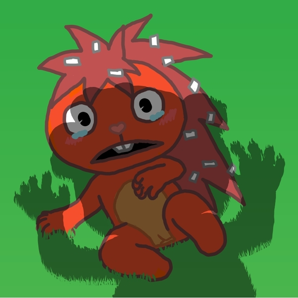 happy tree friends flippy anime Interview with monster girl