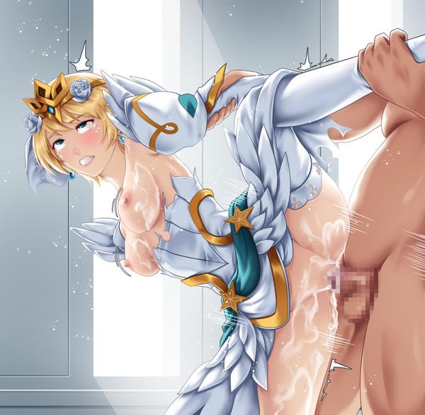 heroes fire young emblem tiki Miss kobayashi's dragon maid kanna naked
