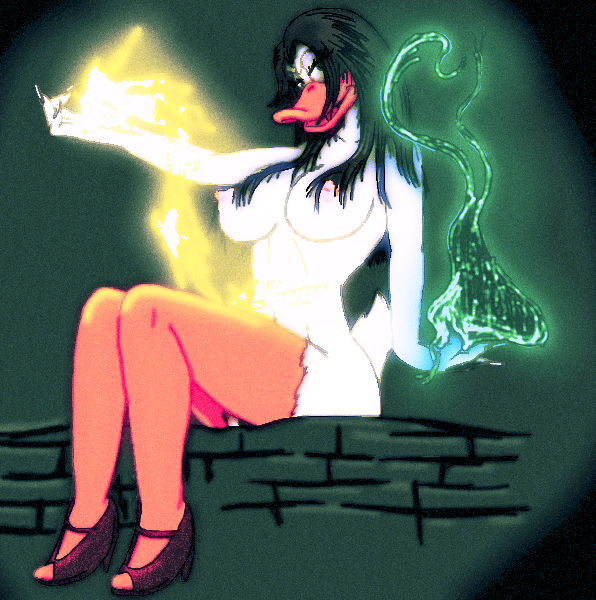 spell magica de The marvelous misadventures of flapjack bubbie