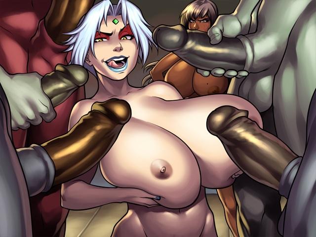 queen legend opala osira of The loud house porn pics