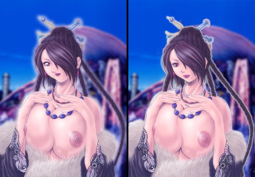 soleil brave final exvius fantasy Dragon ball supreme kai of time porn