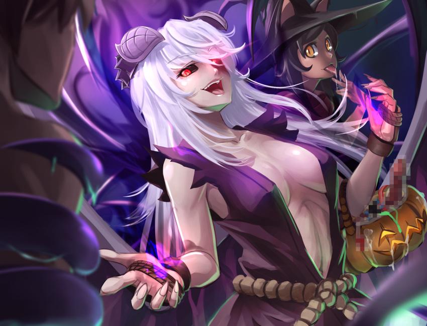 sin original divinity girl 2 possessed Monmusu! gyaku rape gakuen