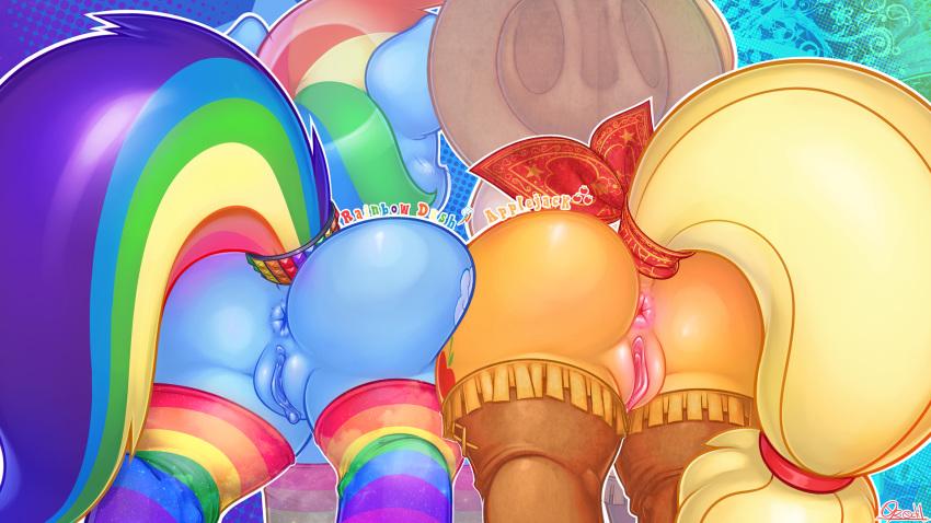 pony rainbow applejack x dash my little How old is terra kingdom hearts