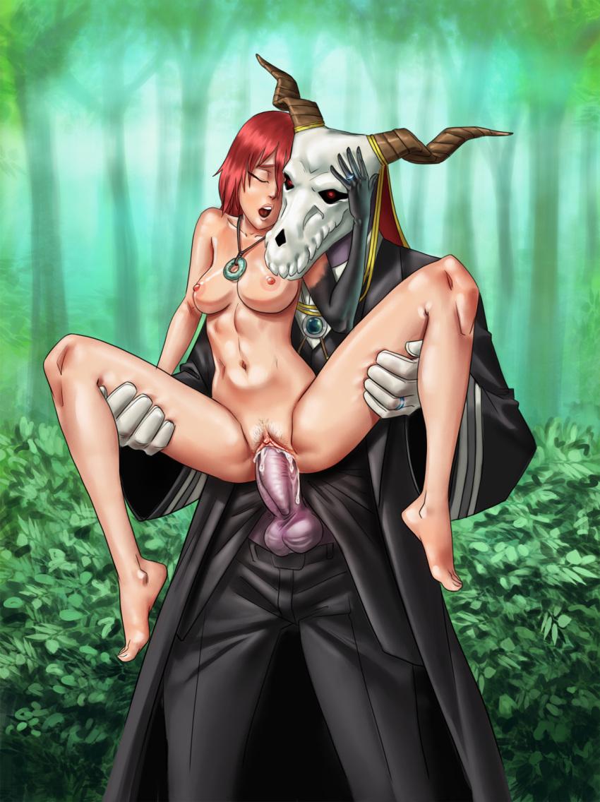 porn magus ancient bride the Fnaf toy bonnie full body
