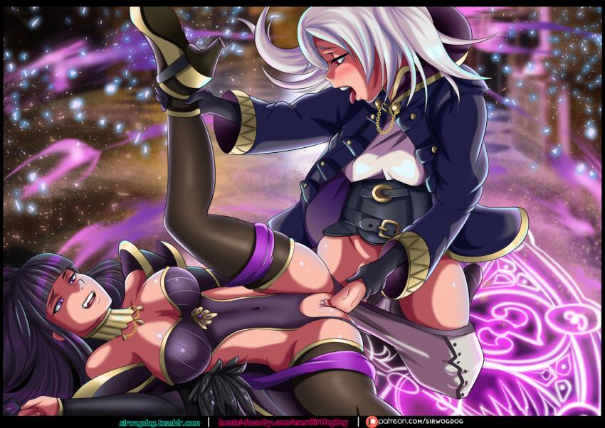 female hentai fire robin emblem Queen medb fate grand order