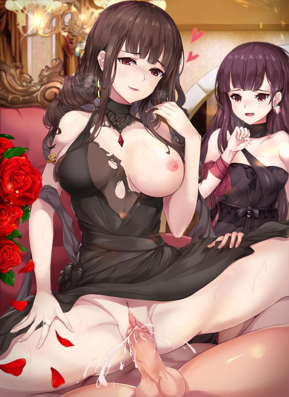 girls psg-1 frontline Boku wa tomodachi ga sukinai