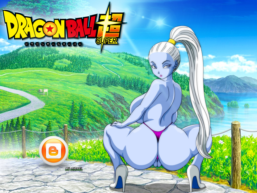 ball super whis dragon hentai Dungeons and dragons lady of pain