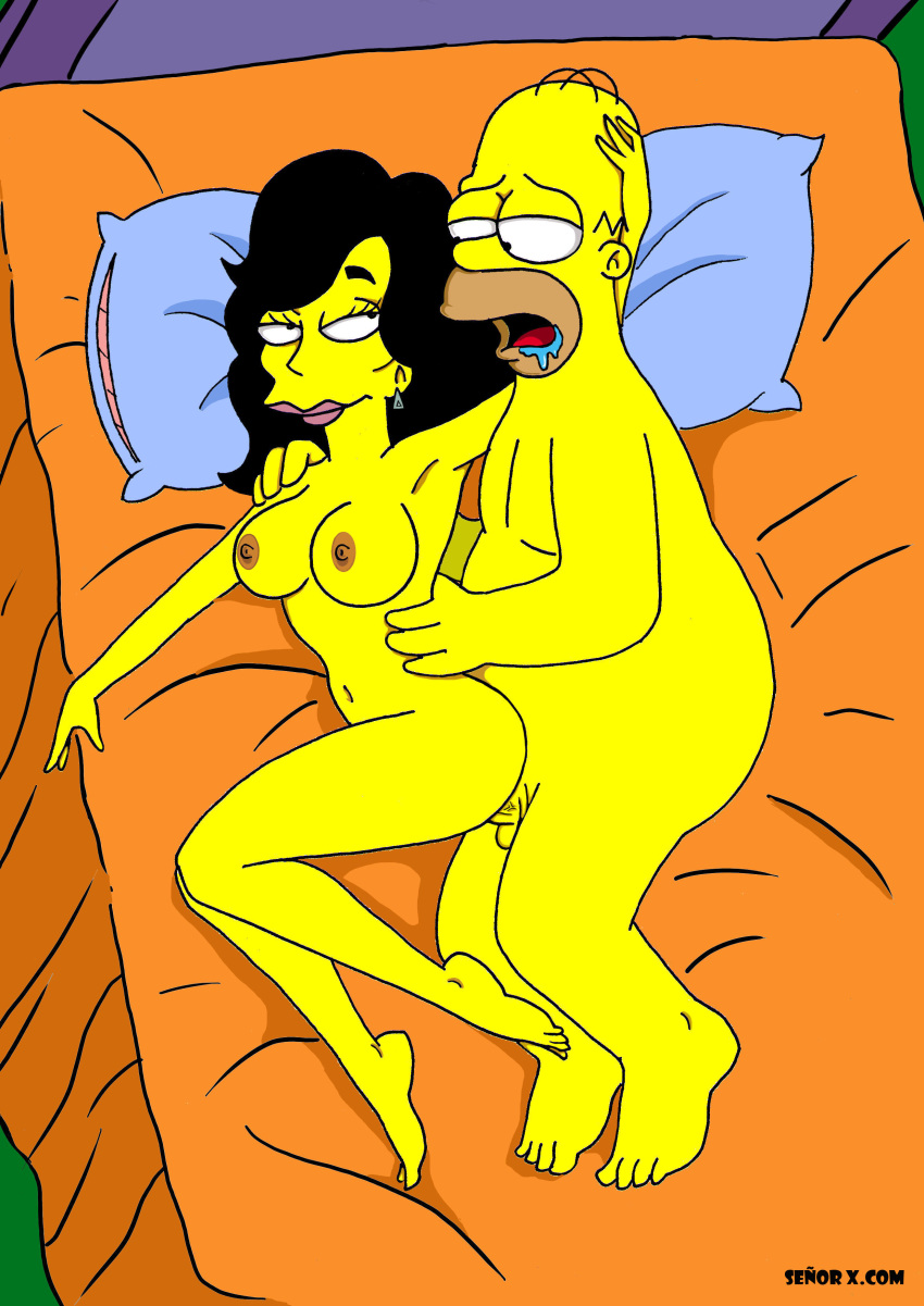 marge naked simpsons the from Star wars rebels sabine sex