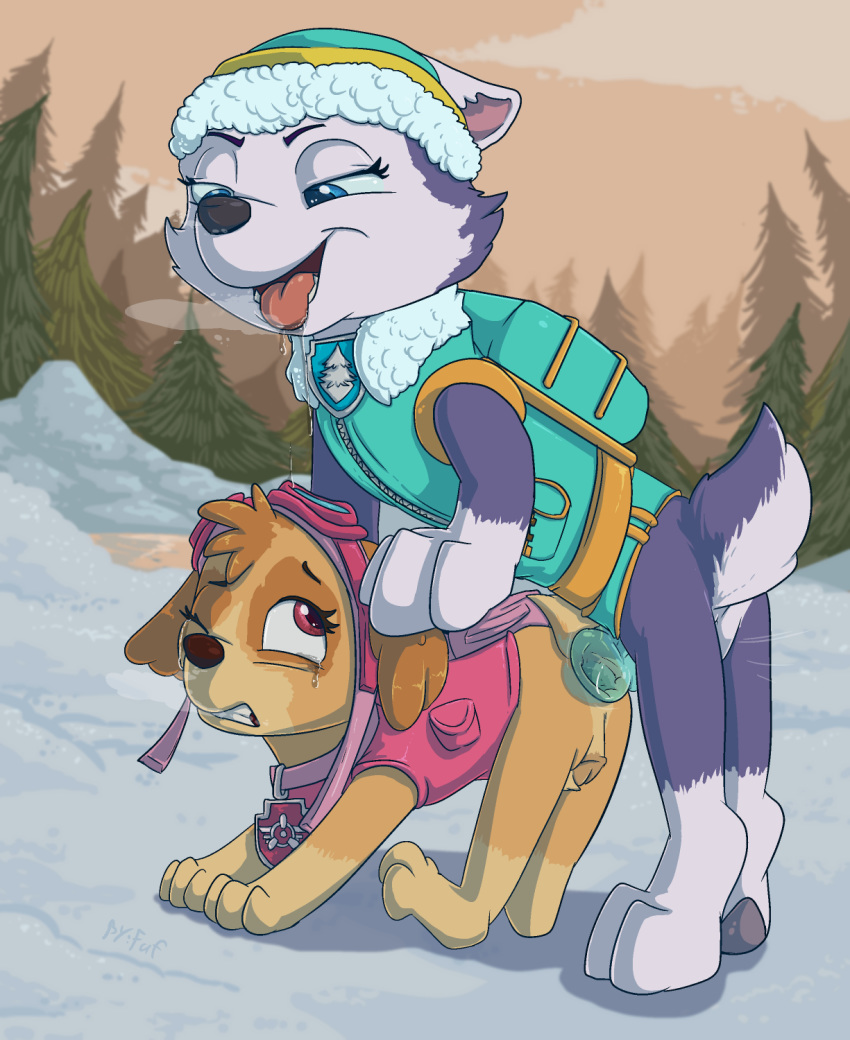 tundra and rocky paw patrol Left for dead 2 witches