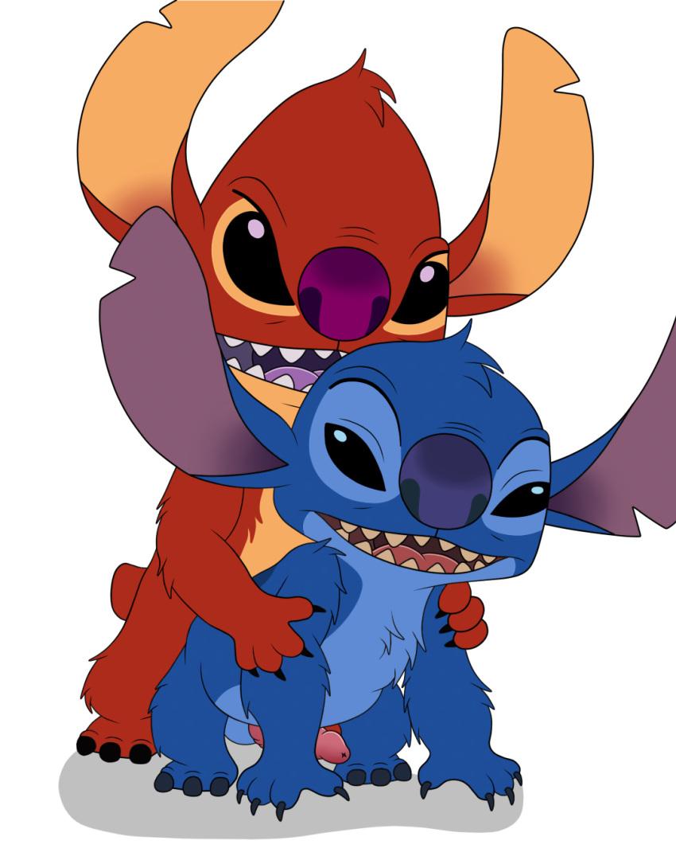 sex stitch and cartoon lilo Dragon quest heroes robbin ood