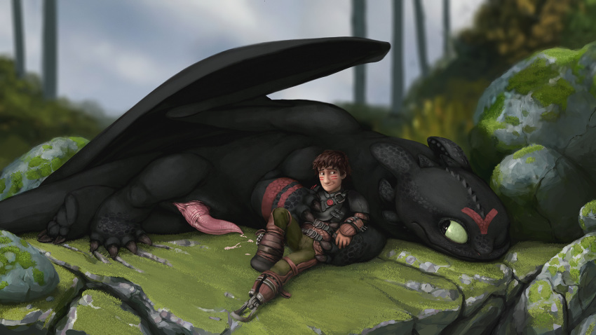 hiccup fanfiction night a becomes fury Ibuki classroom of the elite