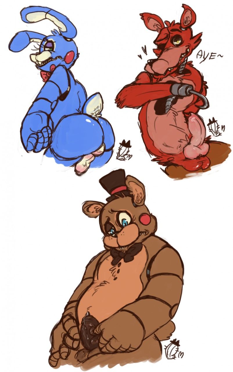 freddy's animation at five nights 2 Fate/stay night caster