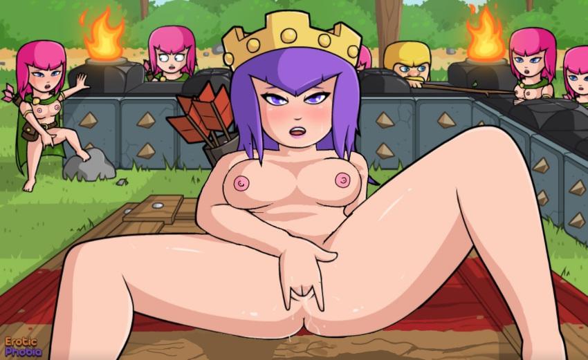 clans clash of porn valkyrie Mlp button mash x sweetie belle